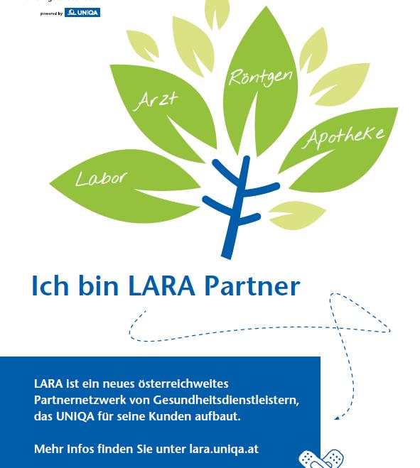 LARA Direktverrechnungspartner